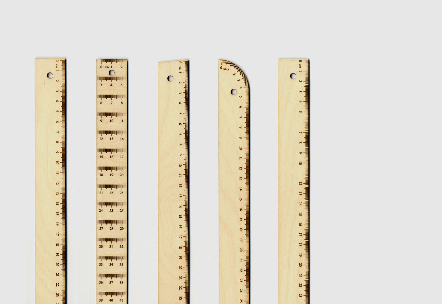 (In)Accurate Rulers